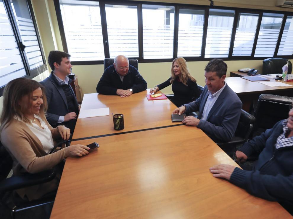 Riegos del Alto Aragón pide al Gobierno que licite la nueva declaración de impacto del embalse de Biscarrués