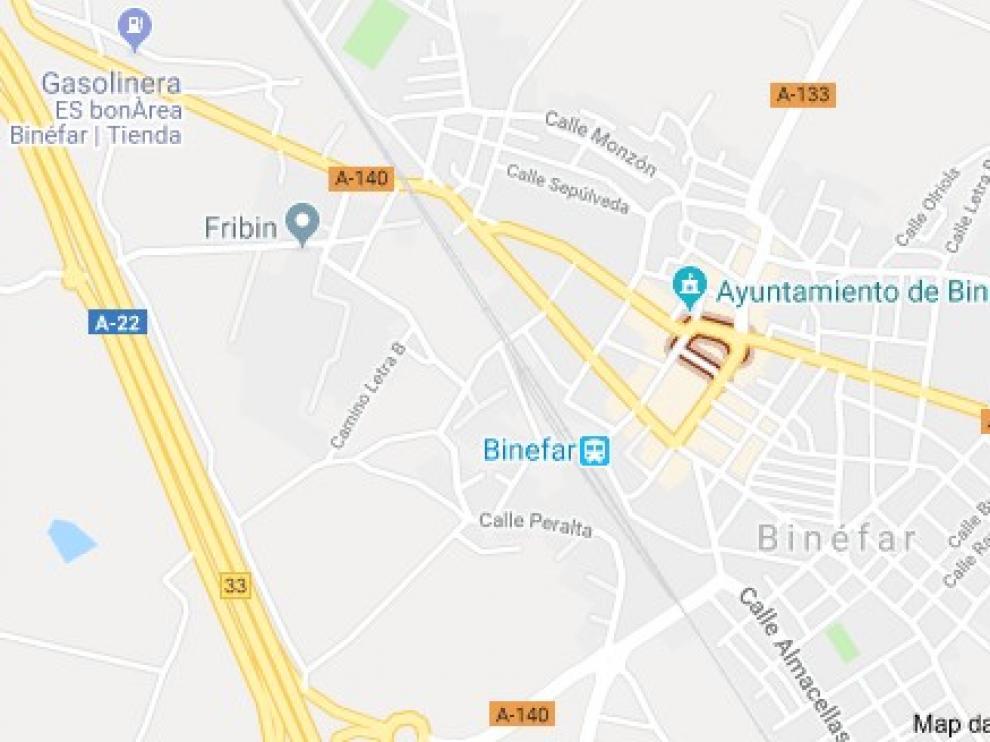 Localizado el presunto autor del atropello a un anciano en Binéfar