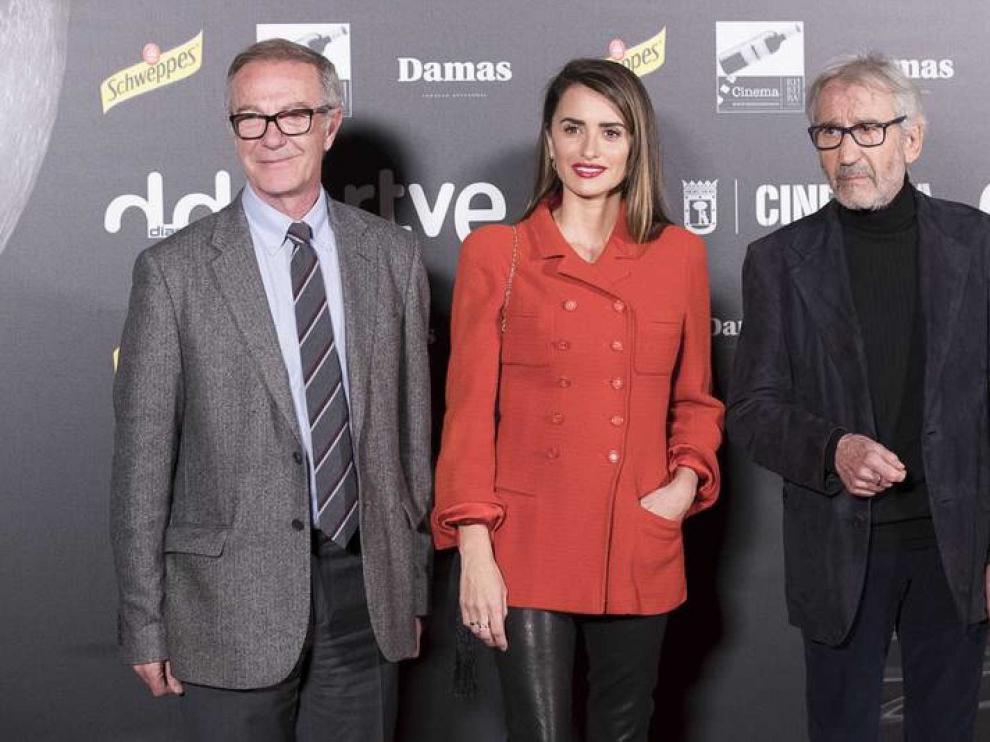 """""""Días de cine"""" premia a """"Entre dos aguas"""" y Penélope Cruz"""