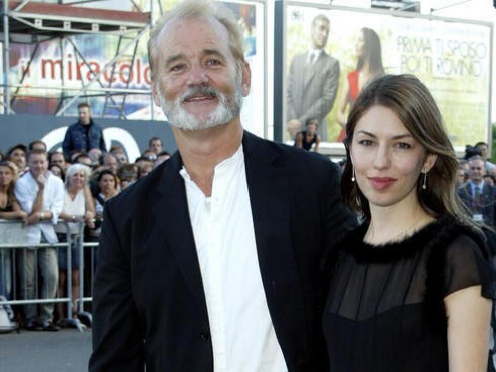 Sofia Coppola y Bill Murray se reunirán en el primer filme de Apple