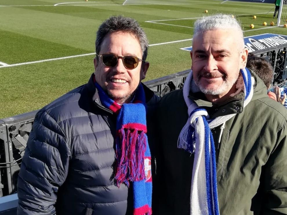 """El profesor y abogado barbastrense Manuel Ollé afirma que """"el fenómeno del Huesca es modélico"""""""
