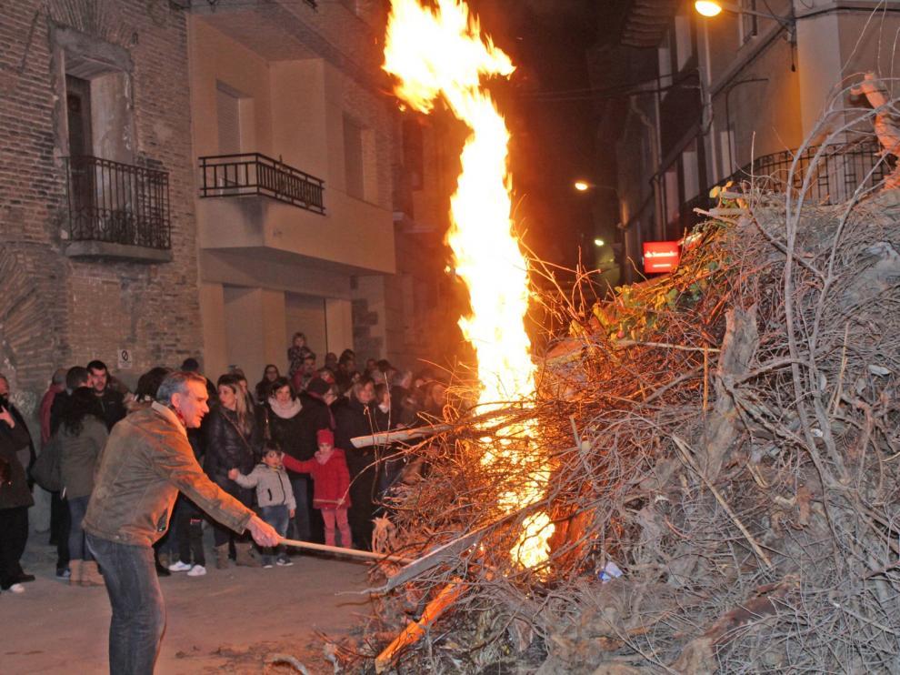 Almunia de San Juan inicia este viernes sus fiestas en honor a San Sebastián