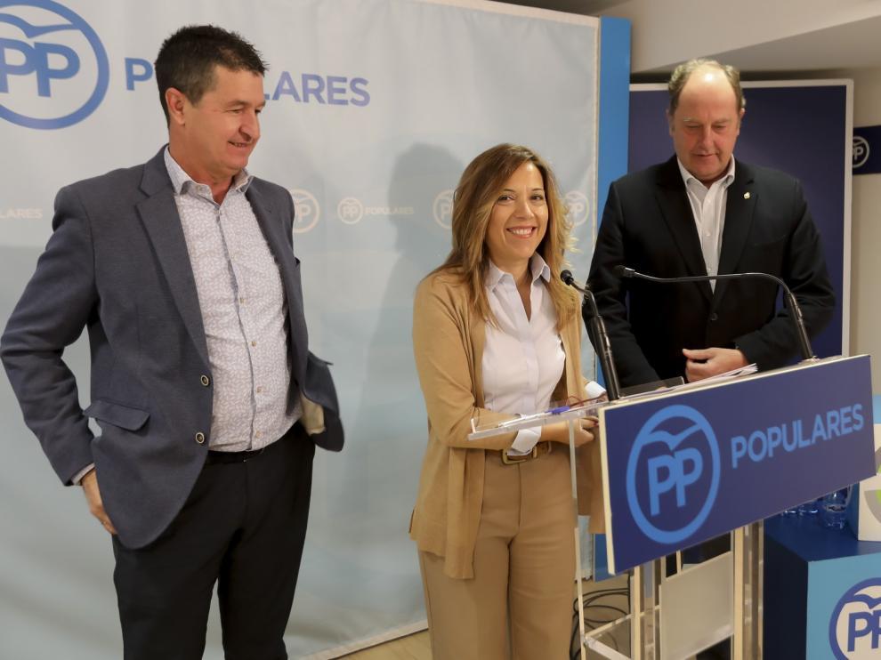Alós califica de perjudiciales para Huesca los presupuestos del Estado