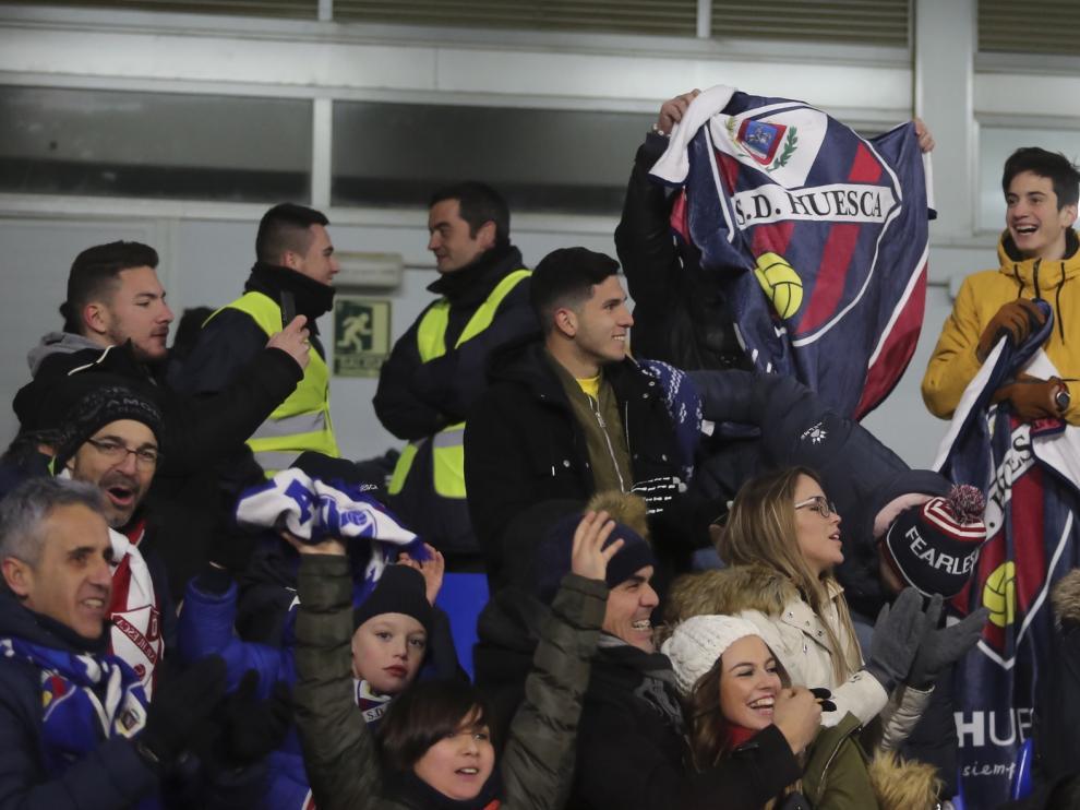 El Huesca-Valladolid abrirá el mes de febrero el viernes día 1