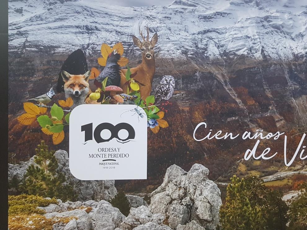 Laboratorios Ordesa y HENNEO renuevan su compromiso con el Centenario del Parque Nacional para 2019