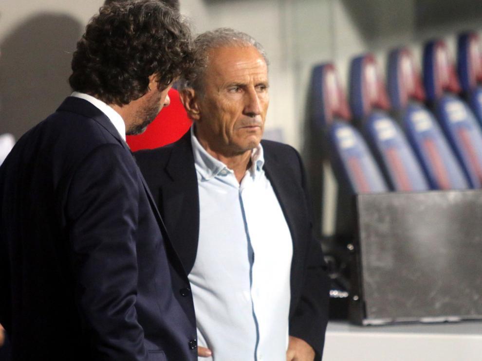 """Petón, ante el Huesca-Atlético de Madrid: """"Juega mi equipo del alma con el que juego con el alma"""""""