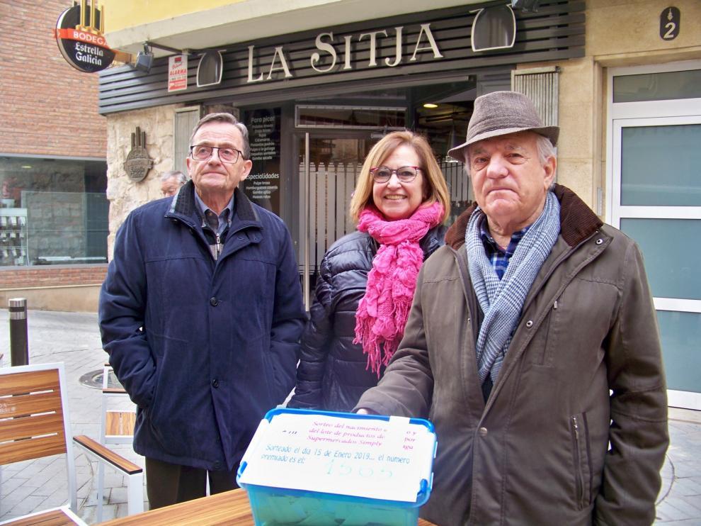 El belén de Fraga duplica visitantes y sortea una cesta