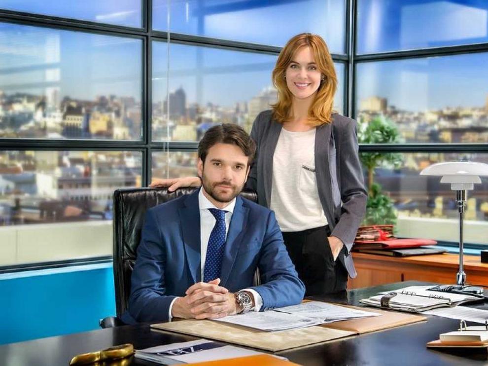 """La 1 estrenará el lunes """"Derecho a soñar"""", su nueva serie diaria"""