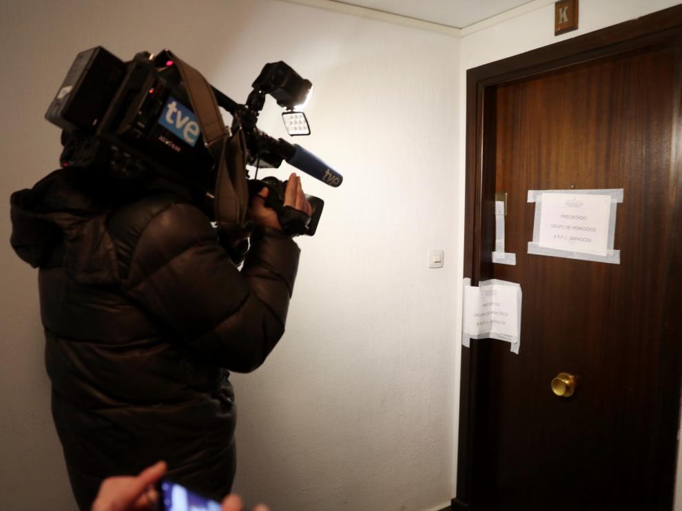 Un hombre asesina a una abogada en Zaragoza que le había defendido tras matar a su mujer