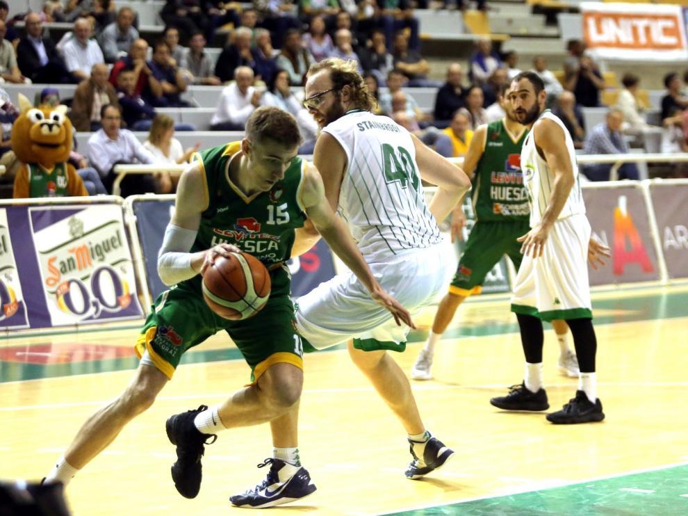 Levitec Huesca busca la sorpresa ante el hueso más duro de la liga