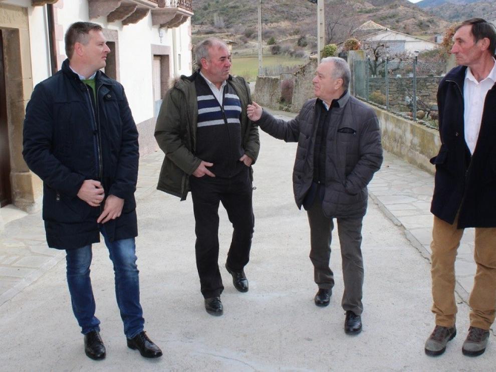 """Miguel Gracia: """"Hay que escuchar a las gentes y no solo los elementos protegidos"""""""