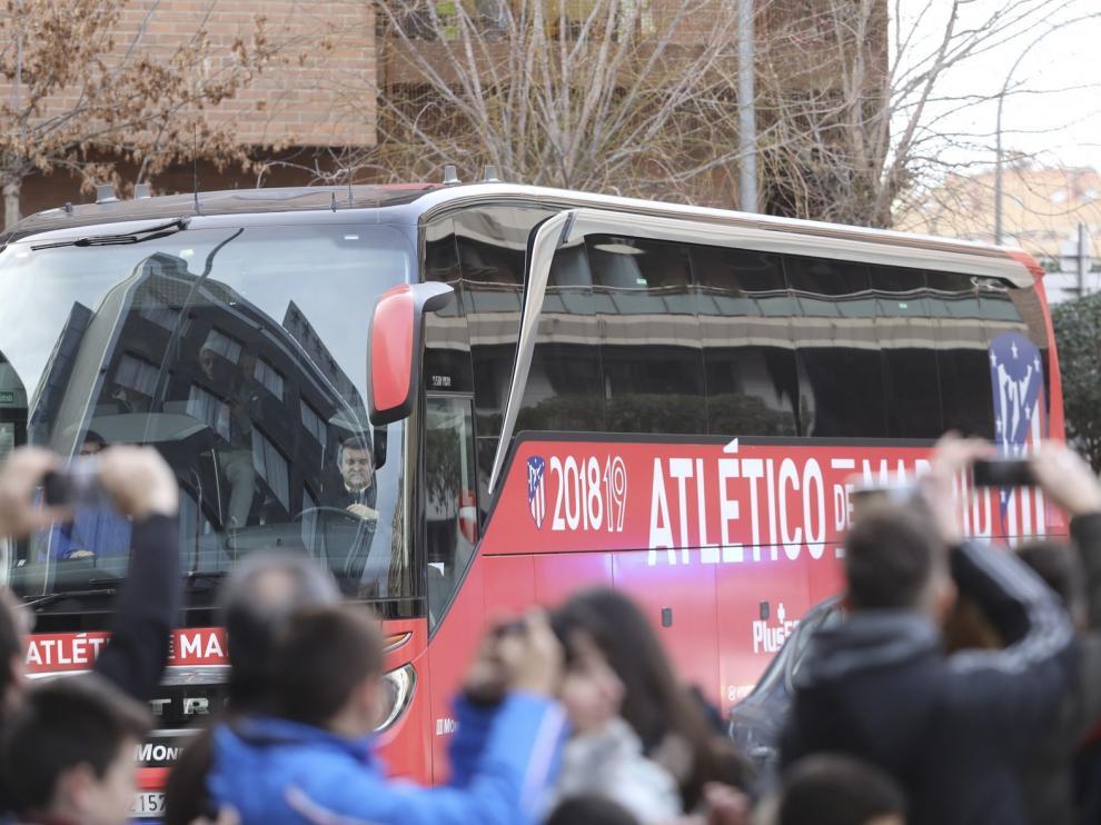 El Atlético, favorito en las apuestas para ganar al Huesca