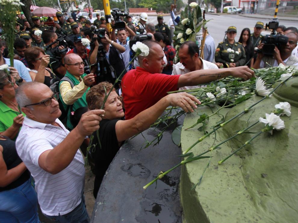El Gobierno colombiano culpa al ELN del atentado de Bogotá
