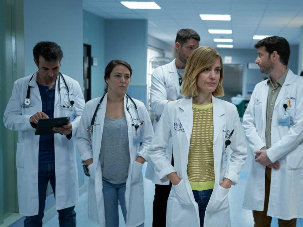 RTVE acude al Natpe 2019 con sus últimas series de ficción