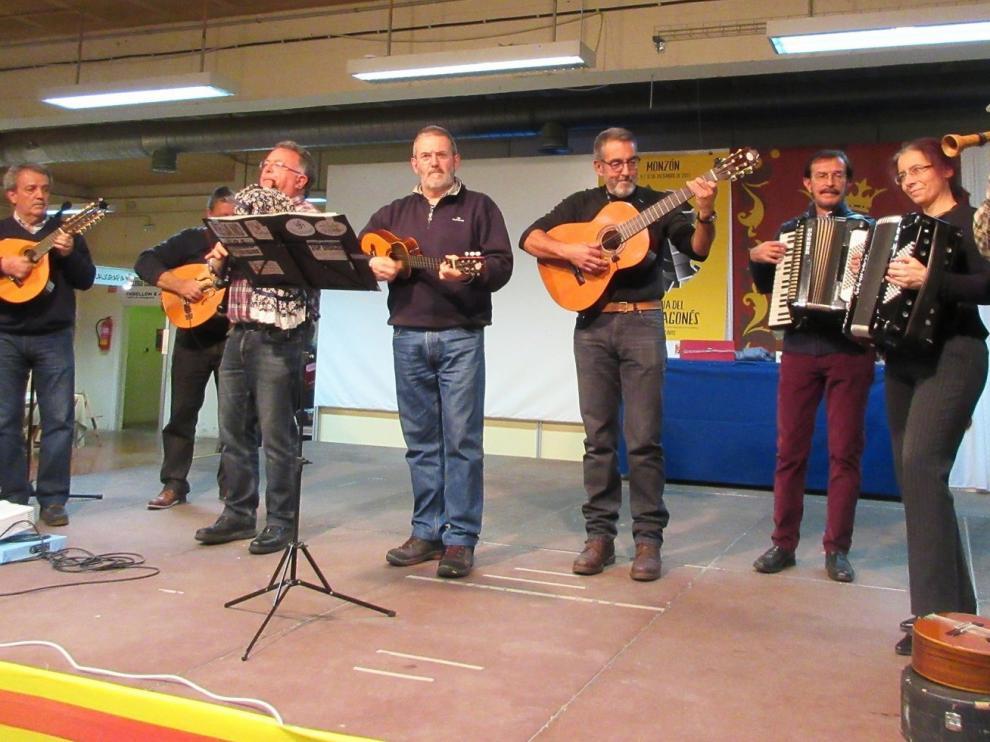 La Ronda de Boltaña abre la XL Semana Cultural de Azanuy