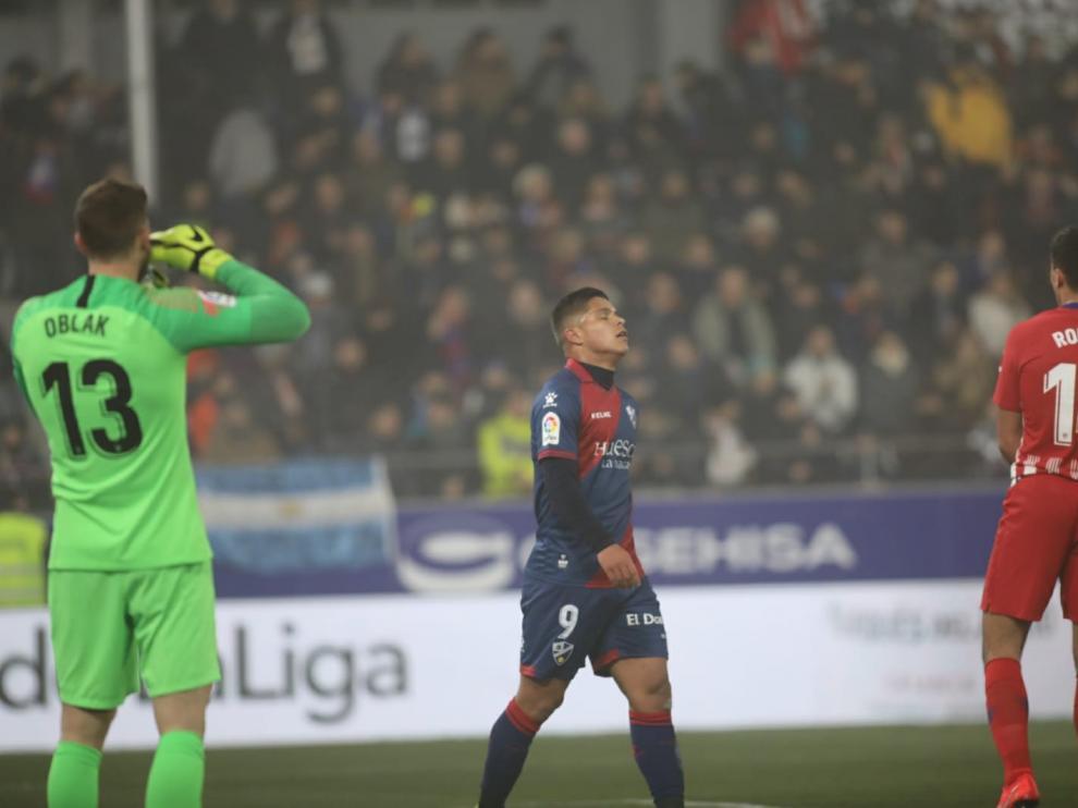 Un Atlético muy contundente se impone al Huesca (0-3)