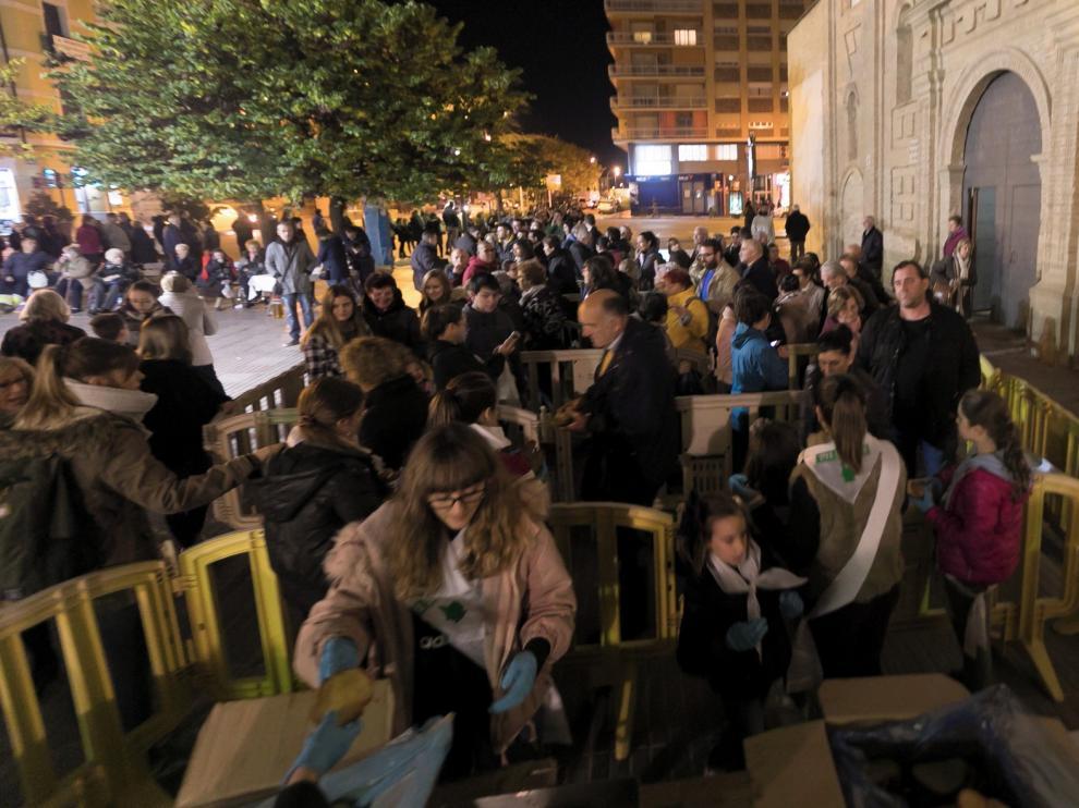 Más requisitos y ayudas menguantes ponen en jaque a los barrios de Huesca que se cuestionan hasta las fiestas