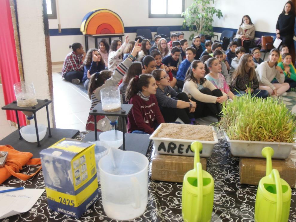 Fapar pide a la Diputación de Huesca la reapertura del Aula de la Naturaleza