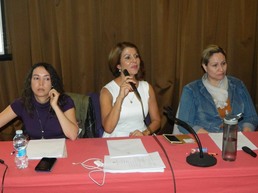 Jessica Zaragoza deja la presidencia del Club Hielo Jaca