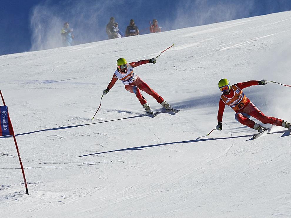 Miguel Galindo y Jon Santacana, a por medallas en su último Mundial