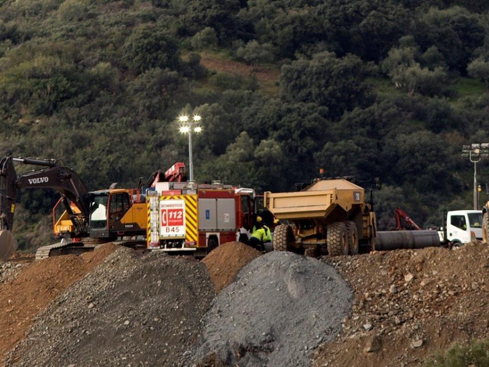 """La Brigada minera de Asturias """"está deseando"""" entrar a rescatar a Julen"""