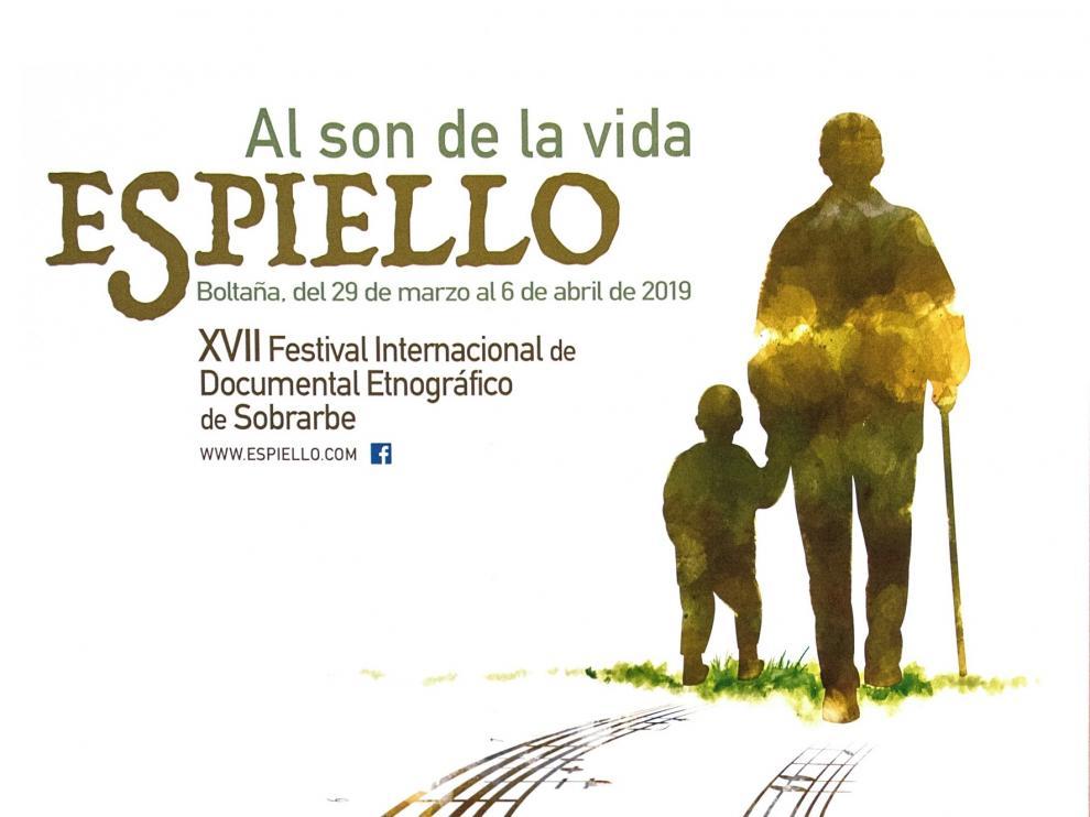 El leonés Abel López Cabeza firma el cartel de Espiello de este año