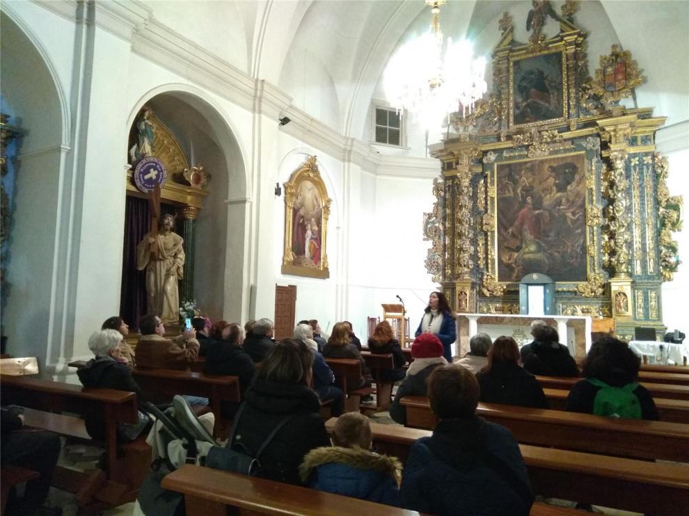 Una ruta para conocer la vida y martirio de San Vicente