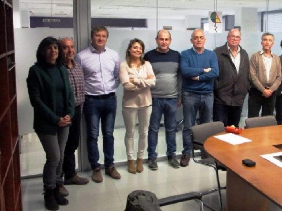 Coforesta trata de poner en valor la realidad del sector forestal en Aragón
