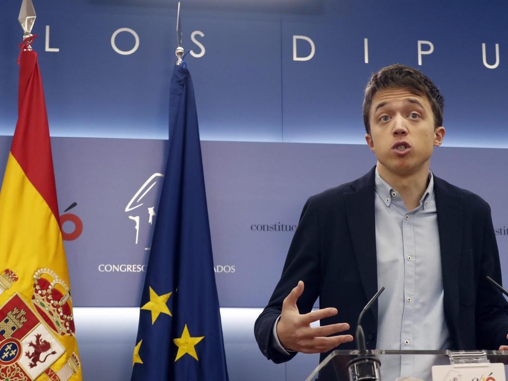 La renuncia de Errejón al escaño ahonda en la crisis de Podemos