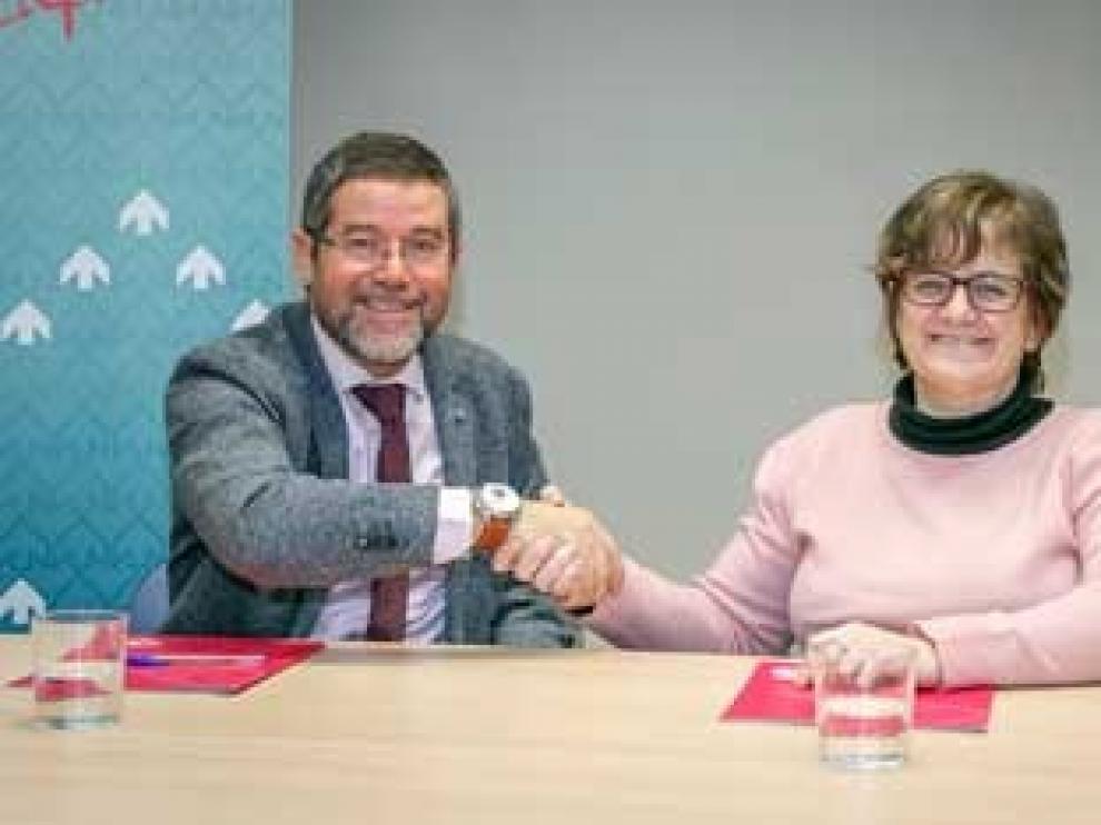 Acuerdo para trasladar a personas con discapacidad en Aragón