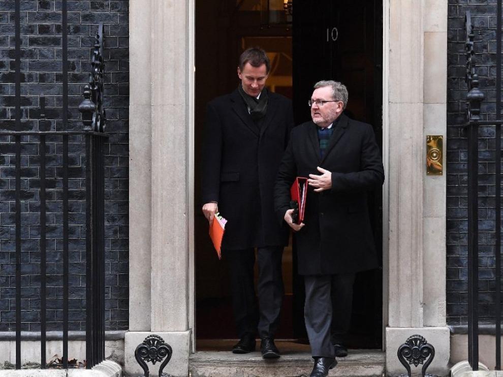 """Escocia """"intensificará"""" sus esfuerzos para un segundo referéndum del """"brexit"""""""