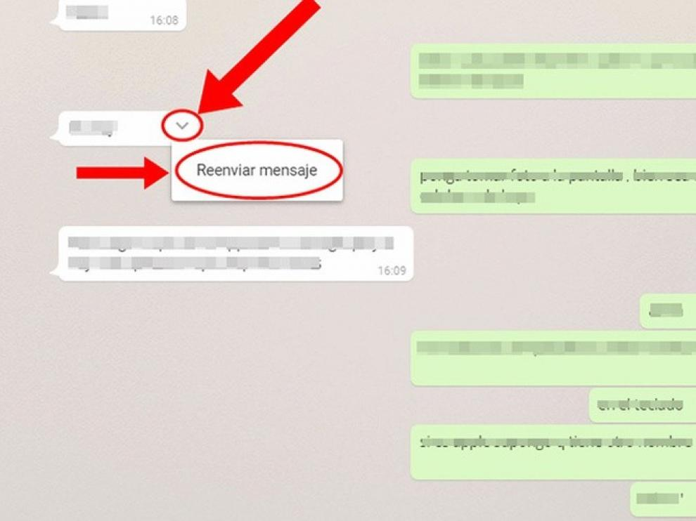 La red social WhatsApp limita el reenvío de mensajes