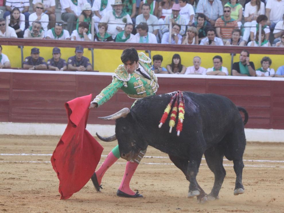 Investigan un posible pago en negro a Perera en la feria de Huesca de 2009
