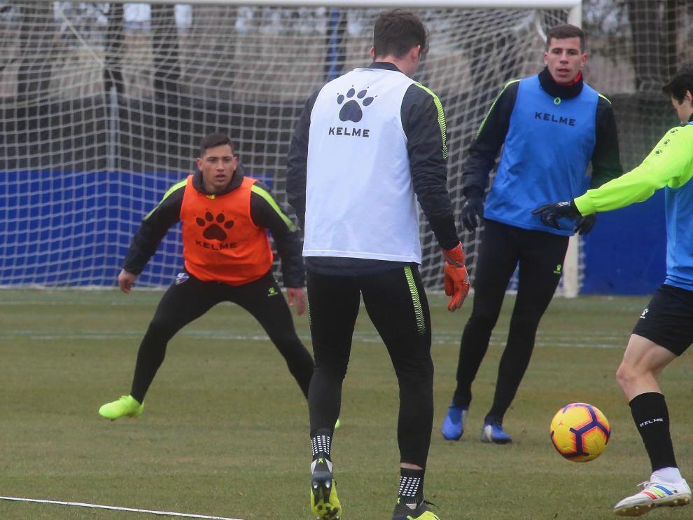 """""""Chimy"""" Ávila: """"Ojalá ante la Real podamos empezar con el pie derecho"""""""
