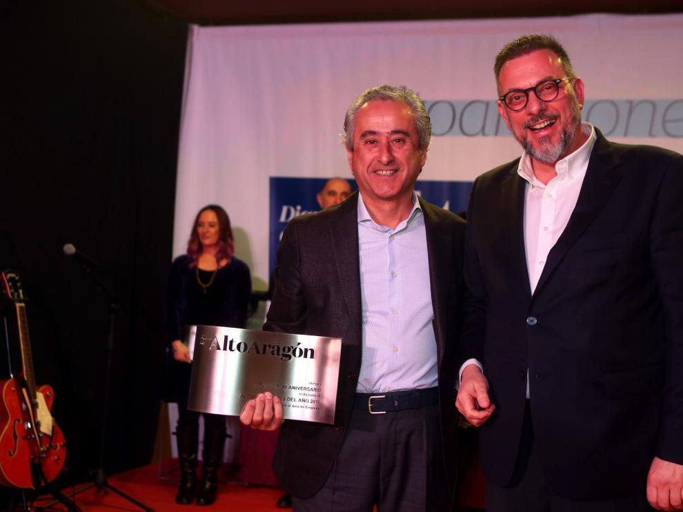 Manuel Berdiel, elegido presidente de los concesionarios del Grupo Fiat Auto