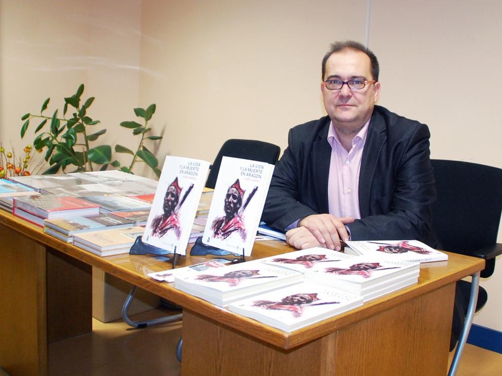 Salvador Trallero presenta la reedición de 'La vida y la muerte en Aragón'