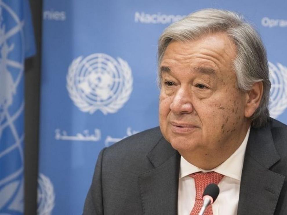 El secretario general de la ONU pide una investigación sobre las víctimas en Venezuela