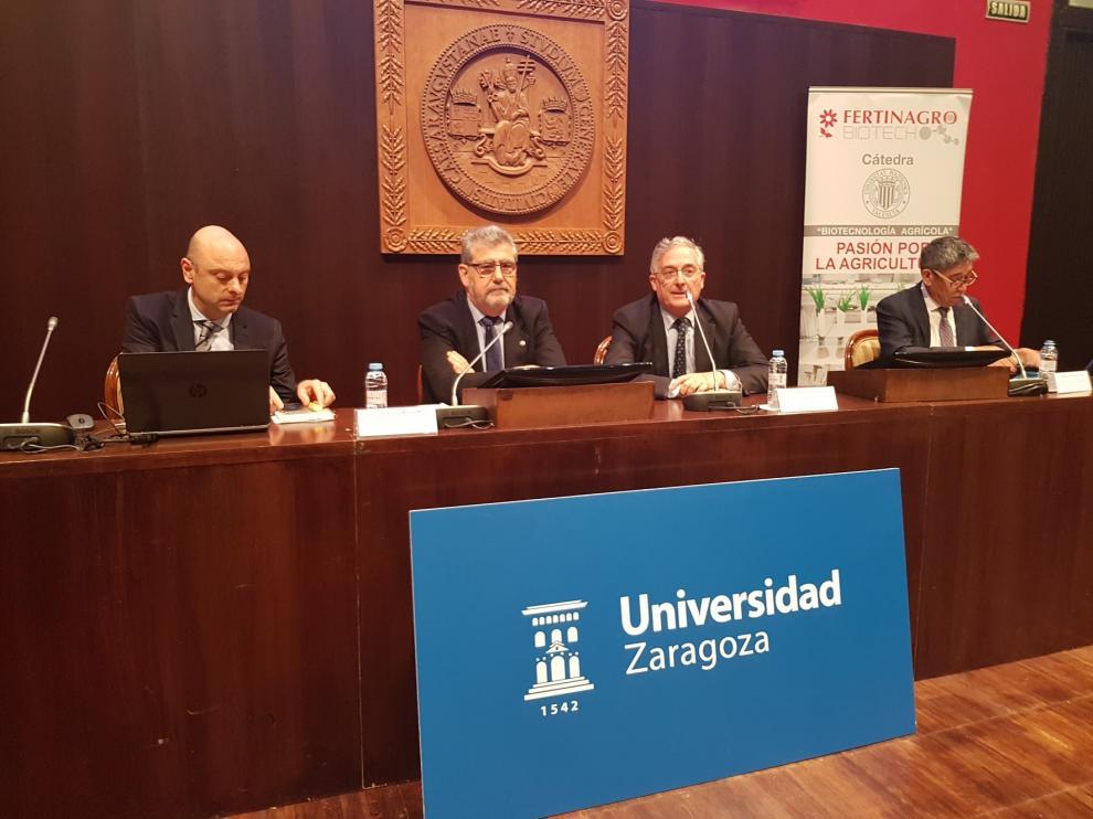"""Olona: """"Debemos situar a la agricultura en el centro de la innovación para dar respuesta a los retos de la sociedad"""""""