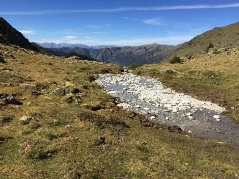 Universidades estudiarán la acidificación natural de los ríos del Pirineo