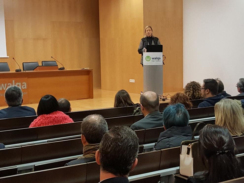 El IAF presenta en Huesca un plan para la digitalización de las pymes