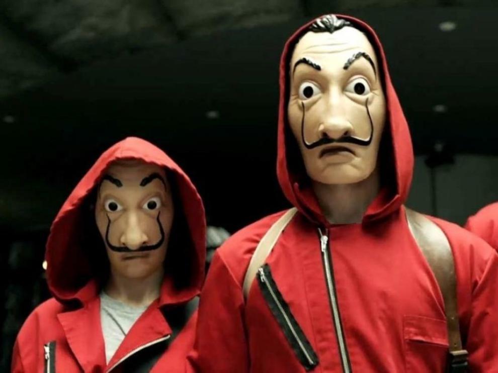 """La Fundación Dalí esgrime sus derechos ante """"La casa de papel"""""""