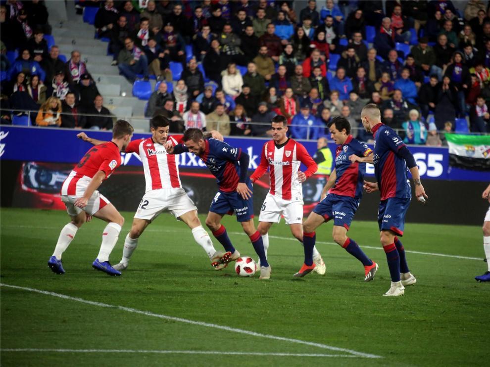 El Huesca recibirá al Athletic de Bilbao el lunes 18 de febrero a las 21 horas