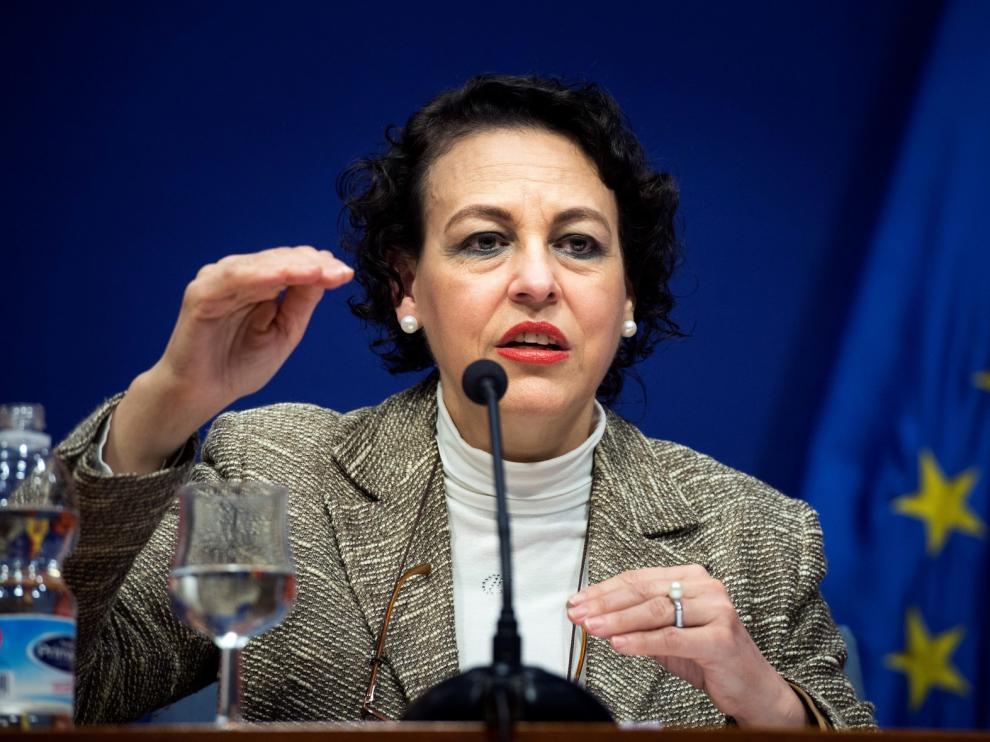 La ministra Magdalena Valerio visita este sábado Huesca