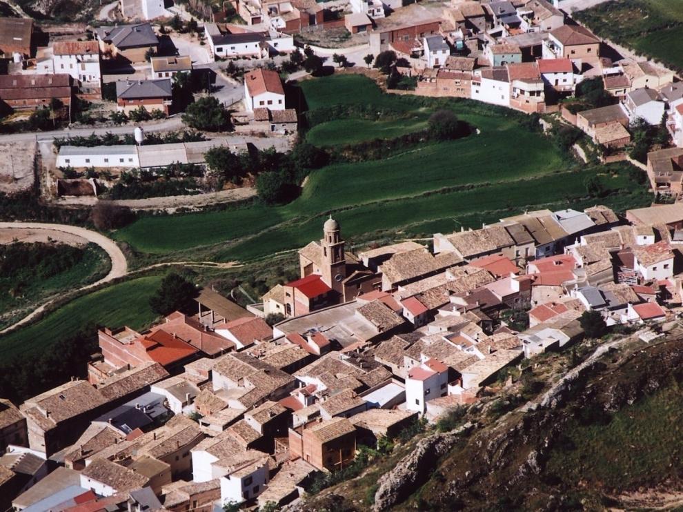 """Francisco Rivas, alcalde de Castillonroy: """"La zona tiene muchas posibilidades, no solo para un festival"""""""