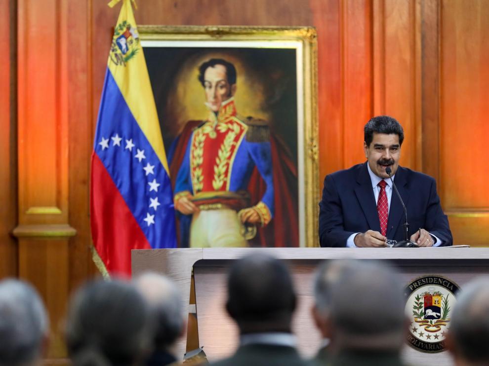 Maduro reitera que siempre ha habido diálogo con la oposición