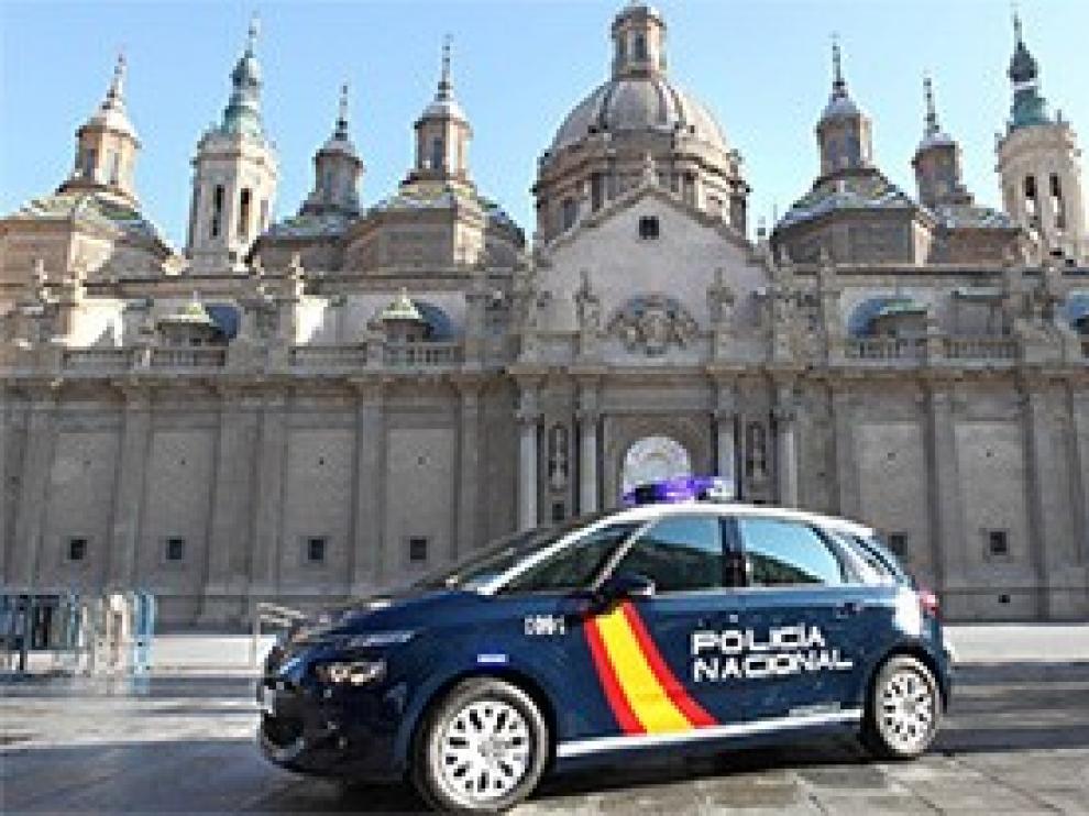 Detenido por atracar encapuchado y con arma blanca varios locales en Zaragoza