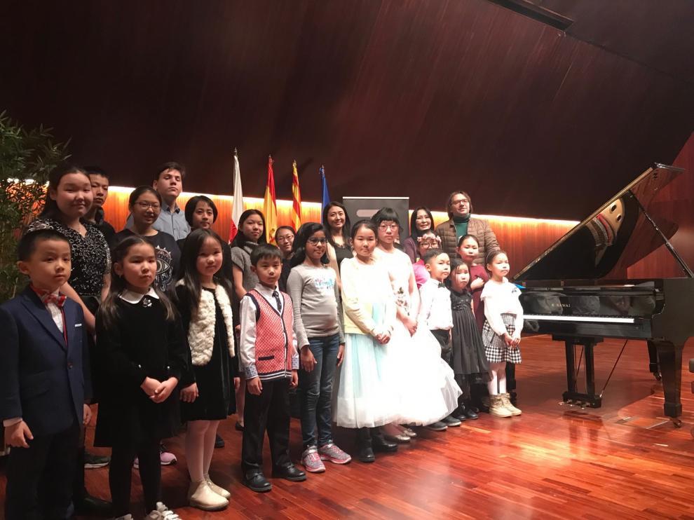 """Jun Bum Heo gana el Concurso de Piano """"Ciudad de Huesca"""""""