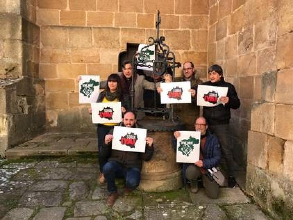 """Soria ¡Ya! y Teruel Existe inician la """"revuelta de la España vaciada"""""""