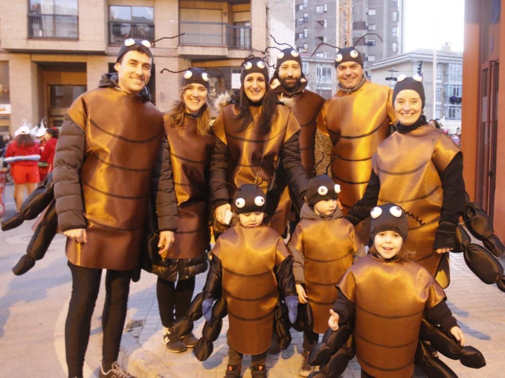 Convocan el concurso para elegir el cartel del Carnaval de Huesca