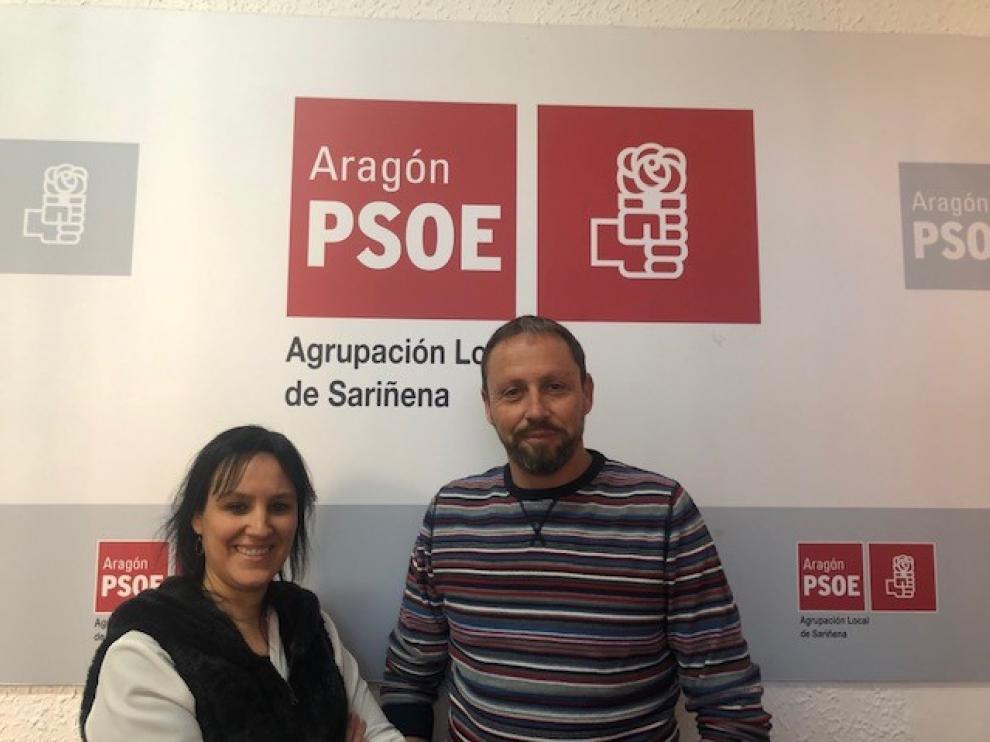 Juan Escalzo, candidato del PSOE a la alcaldía de Sariñena en las próximas elecciones